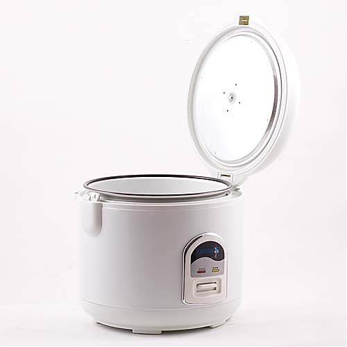 And 8cup cooker steamer digital rice aroma